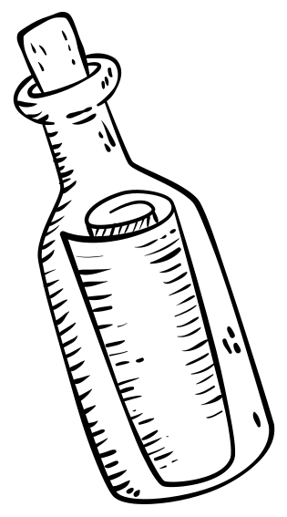 Icon: Flaschenpost (Valeriy)
