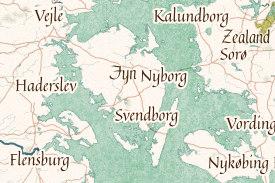 Fyn (OSM, Mapbox)